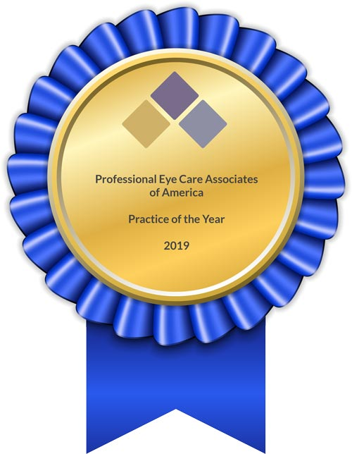 Practice of the year award